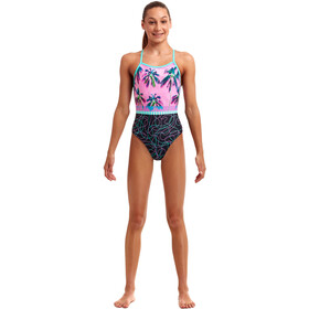 Funkita Strapped In Swimsuit Girls, twilight session